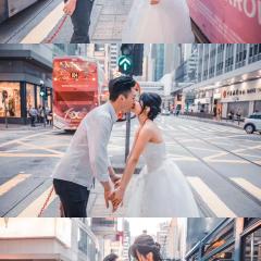 中環韓風婚紗照