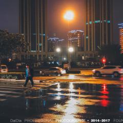 潇湘、深夜雨