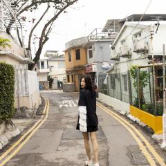 香港人像街拍 , 香港街拍人像