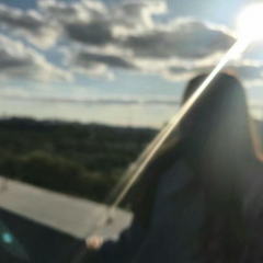 校园的天台